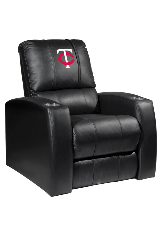 Minnesota Twins MLB Home Theater Recliner Recliner - Image 1