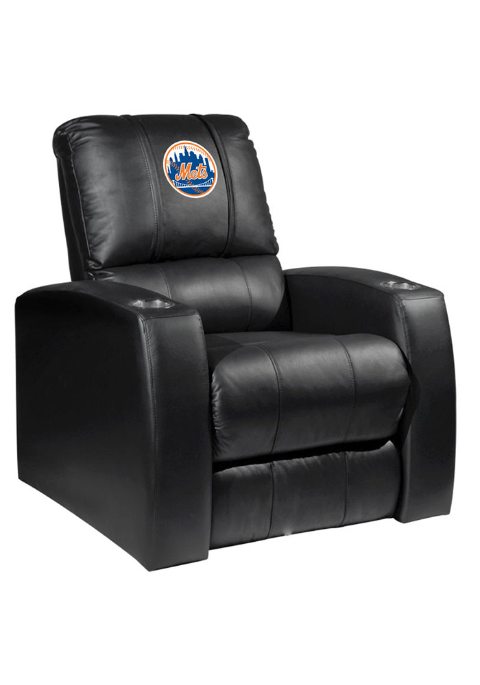 New York Mets MLB Home Theater Recliner Recliner - Image 1