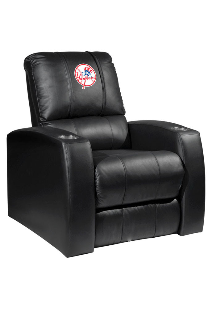 New York Yankees MLB Home Theater Recliner Recliner - Image 1