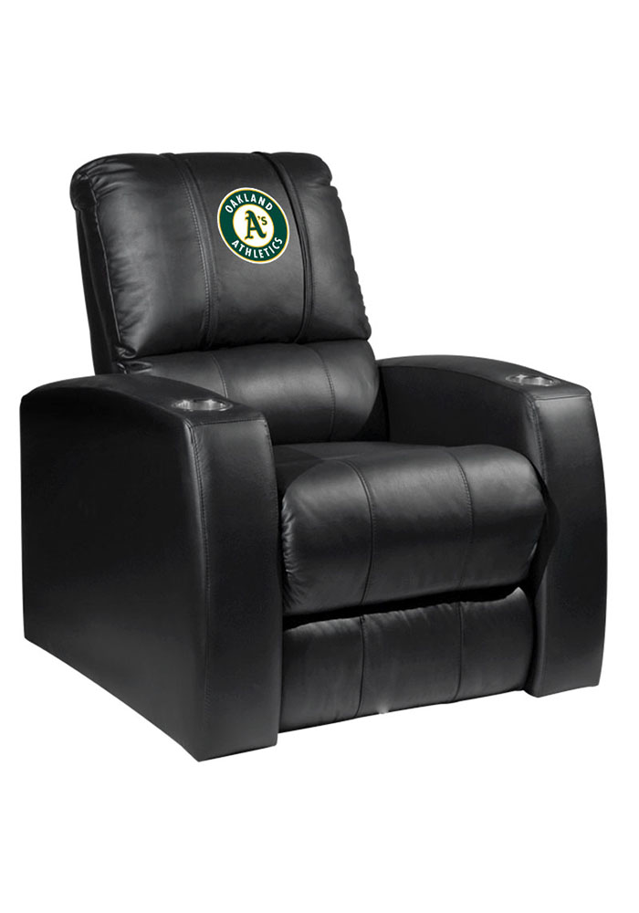 Oakland Athletics MLB Home Theater Recliner Recliner - Image 1