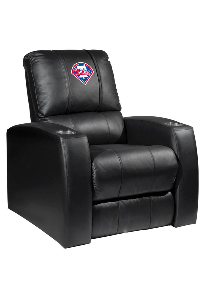Philadelphia Phillies MLB Home Theater Recliner Recliner - Image 1