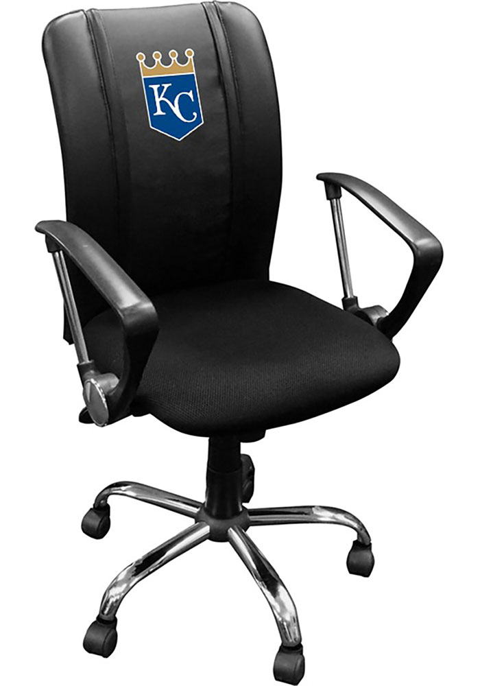 Kansas City Royals Curve Desk Chair - Image 1