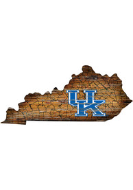 Kentucky Wildcats 12 Mini Roadmap State Sign Sign