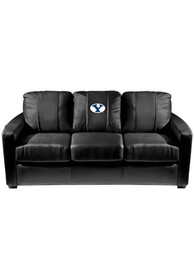 BYU Cougars Faux Leather Sofa