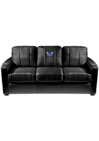 Charlotte Hornets Faux Leather Sofa