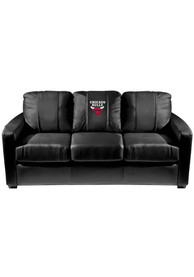 Chicago Bulls Faux Leather Sofa