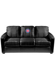 Chicago Cubs Faux Leather Sofa
