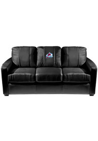 Colorado Avalanche Faux Leather Sofa