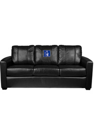 Duke Blue Devils Faux Leather Sofa