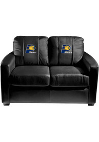 Indiana Pacers Faux Leather Love Seat