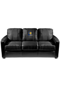 Indiana Pacers Faux Leather Sofa