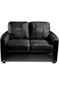 Los Angeles Angels Faux Leather Love Seat