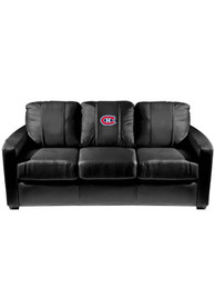 Montreal Canadiens Faux Leather Sofa