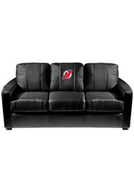 New Jersey Devils Faux Leather Sofa