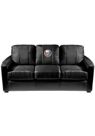 New York Islanders Faux Leather Sofa