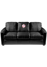 New York Yankees Faux Leather Sofa
