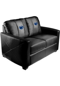 Penn State Nittany Lions Faux Leather Love Seat