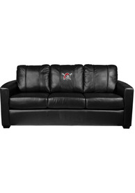 Pittsburgh Pirates Faux Leather Sofa
