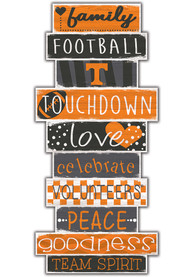 Tennessee Volunteers Celebrations Stack 24 Inch Sign