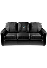San Jose Sharks Faux Leather Sofa