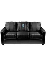 Seattle Mariners Faux Leather Sofa