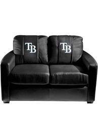 Tampa Bay Rays Faux Leather Love Seat