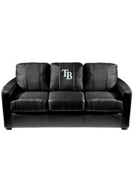 Tampa Bay Rays Faux Leather Sofa