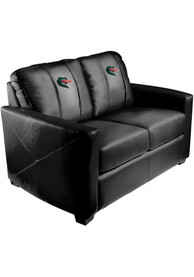 UAB Blazers Faux Leather Love Seat
