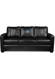 Delaware Fightin' Blue Hens Faux Leather Sofa