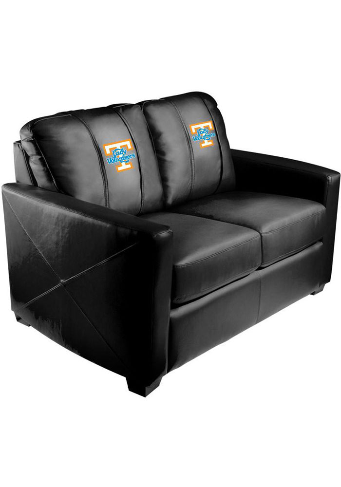 Tennessee Volunteers Faux Leather Love Seat - Image 1