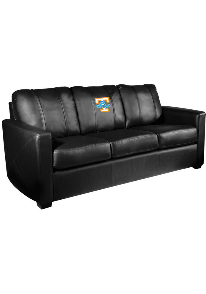 Tennessee Volunteers Faux Leather Sofa - Image 1