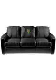 Vermont Catamounts Faux Leather Sofa