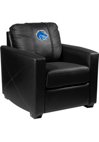 Boise State Broncos Faux Leather Club Desk Chair