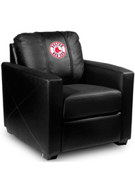 Boston Red Sox Faux Leather Club Desk Chair