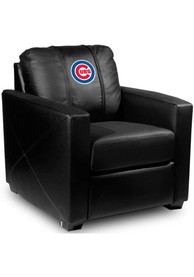 Chicago Cubs Faux Leather Club Desk Chair