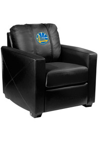 Golden State Warriors Faux Leather Club Desk Chair