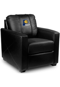Indiana Pacers Faux Leather Club Desk Chair