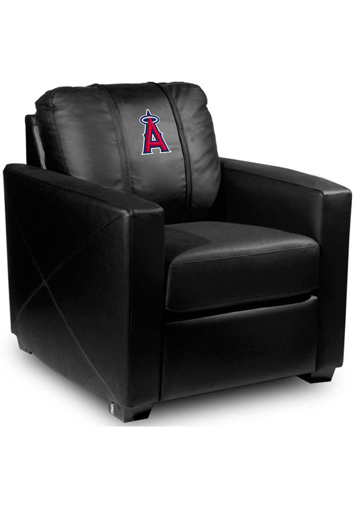 Los Angeles Angels Faux Leather Club Desk Chair - Image 1