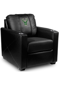 Milwaukee Bucks Faux Leather Club Desk Chair