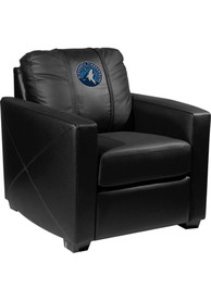 Minnesota Timberwolves Faux Leather Club Desk Chair