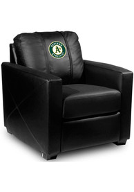 Oakland Athletics Faux Leather Club Desk Chair