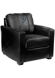 San Antonio Spurs Faux Leather Club Desk Chair