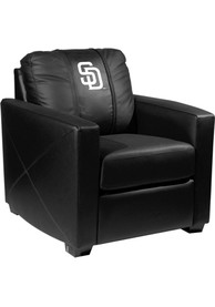 San Diego Padres Faux Leather Club Desk Chair