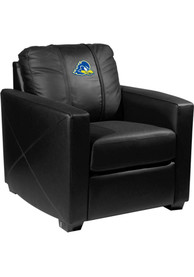 Delaware Fightin' Blue Hens Faux Leather Club Desk Chair