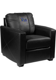 Pitt Panthers Faux Leather Club Desk Chair