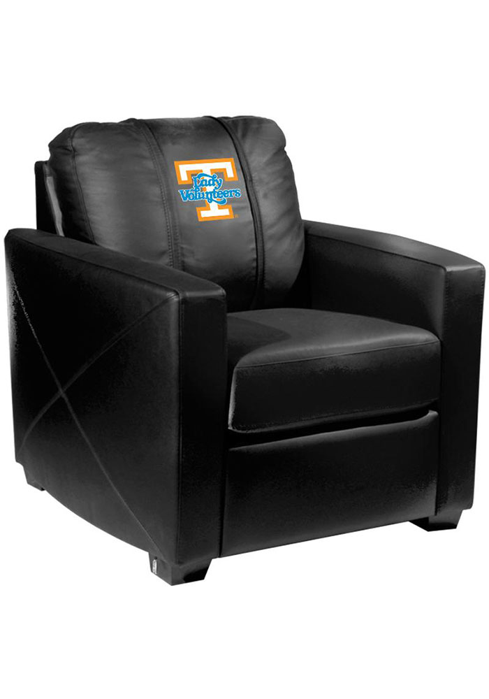 Tennessee Volunteers Faux Leather Club Desk Chair - Image 1