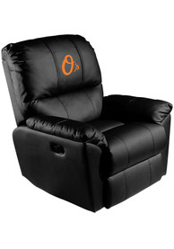 Baltimore Orioles Rocker Recliner