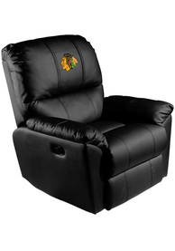Chicago Blackhawks Rocker Recliner