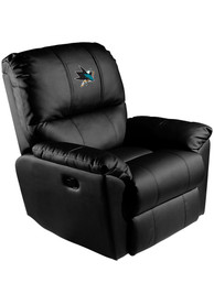 San Jose Sharks Rocker Recliner