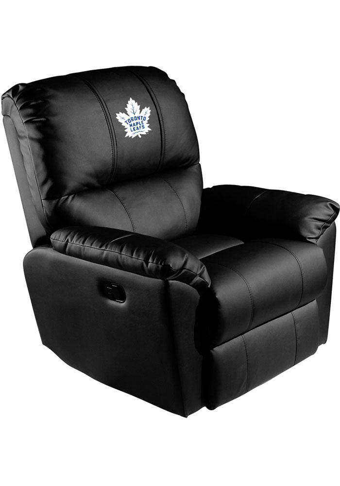 Toronto Maple Leafs Rocker Recliner - Image 1